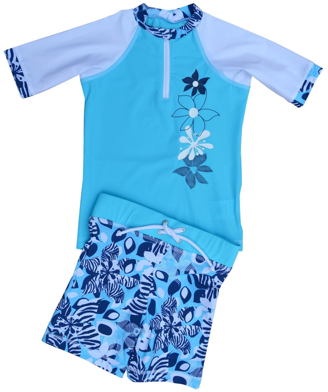 amazing price new photos save up to 80% Tee Shirt anti UV avec short assorti - KARABANE
