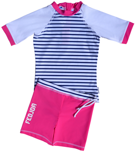Tee Shirt anti uv & Short  BELLE ILE