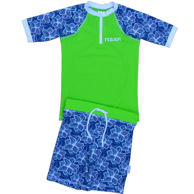 T shirt anti uv & Boardshort UPF50+  HONOLULU
