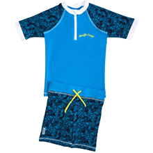 T shirt anti uv & Boardshort UPF50+  CURAçAO